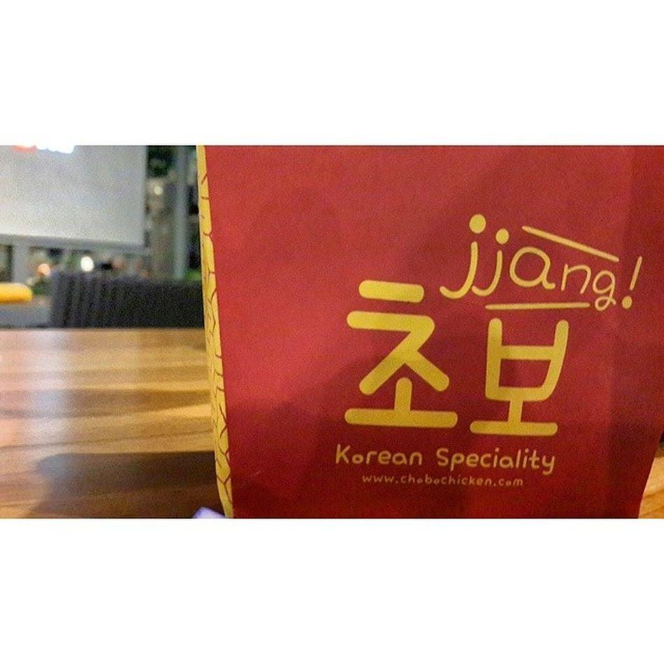 Chobo chicken ( korean street snack) by @chobochicken Chobochicken Instasize ??