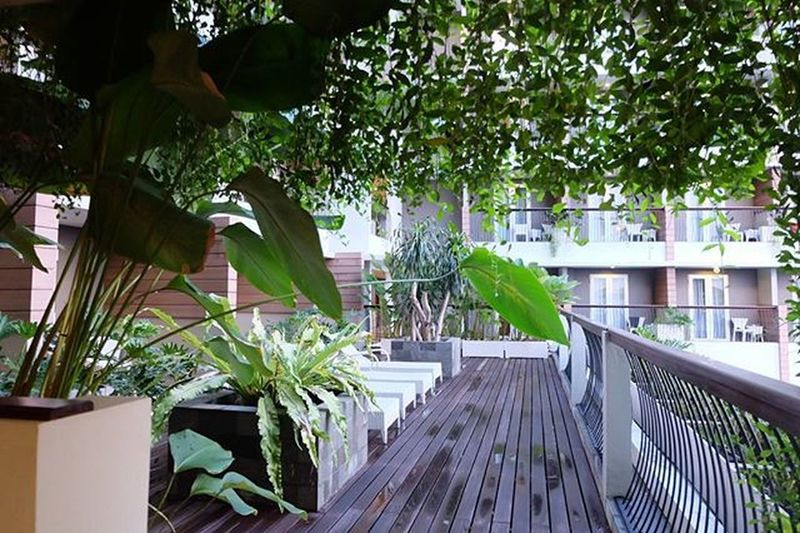 Tempat ngumpet 😁The1o1yogyakartatugu Yogyakarta The1o1hotels