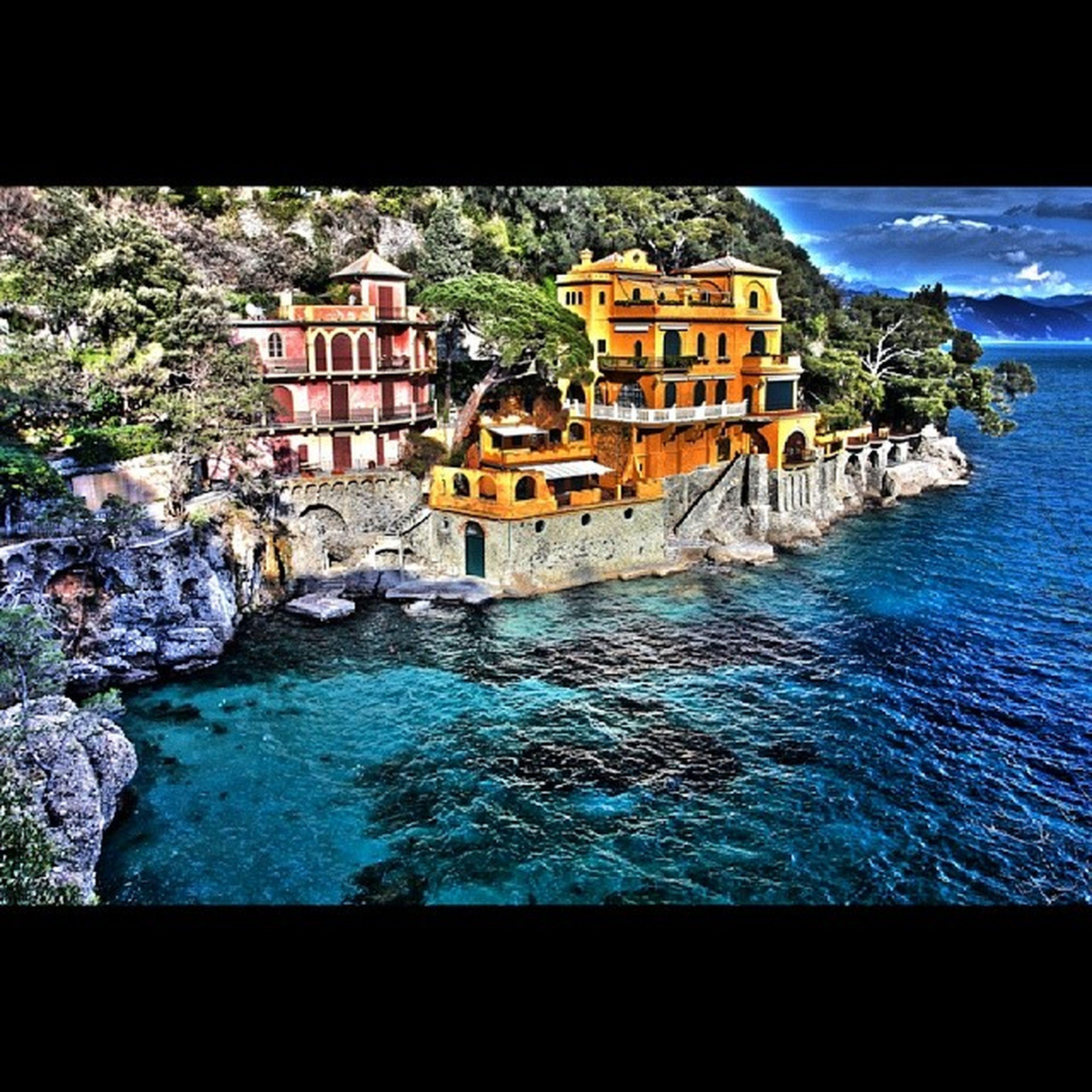 Took this pic after a long walk from Portofino to santa margherita. HDR LeRami Ligure Italy