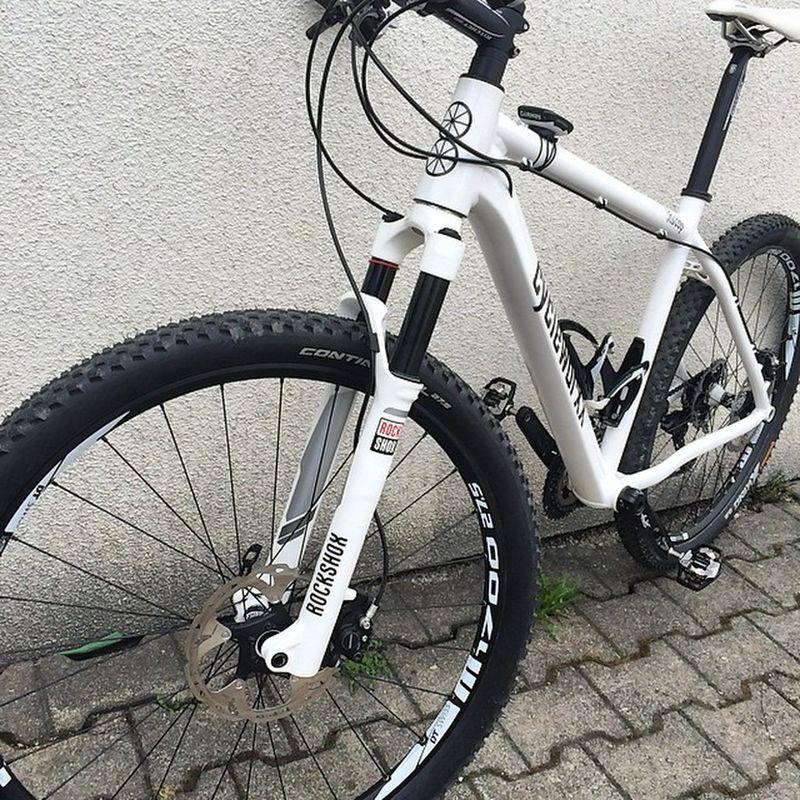 New Rockshox Reba Black Harmonie MTB Mountainbike Hardtail 650b Federgabel Xt Shimano Sun Summer