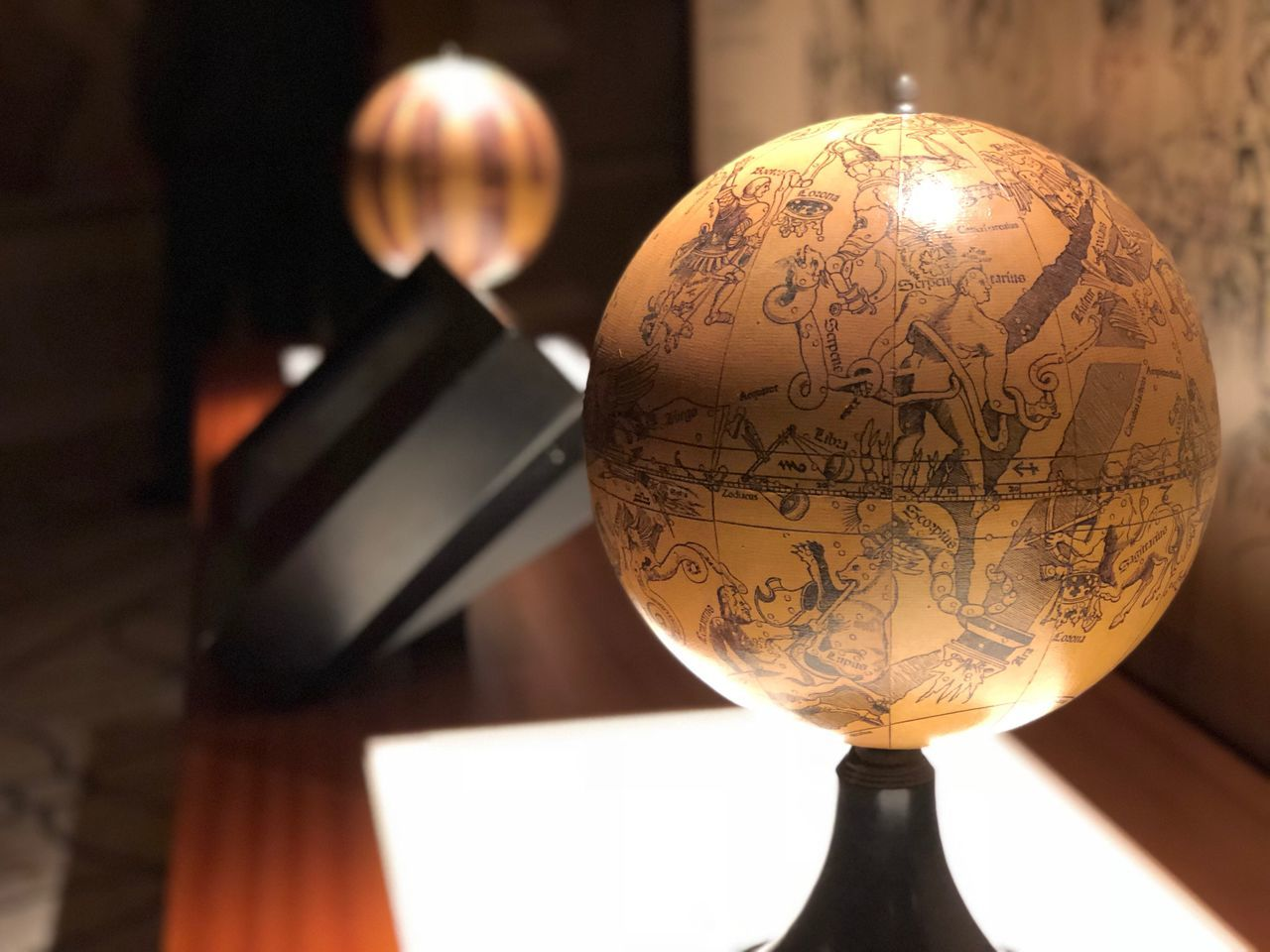 Indoors  Close-up No People Illuminated Planet Earth Day Astronomy globe earth