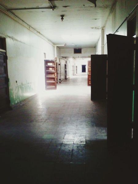 Transalleghanylunaticasylum Creepy Hallway Historical Building West Virginia