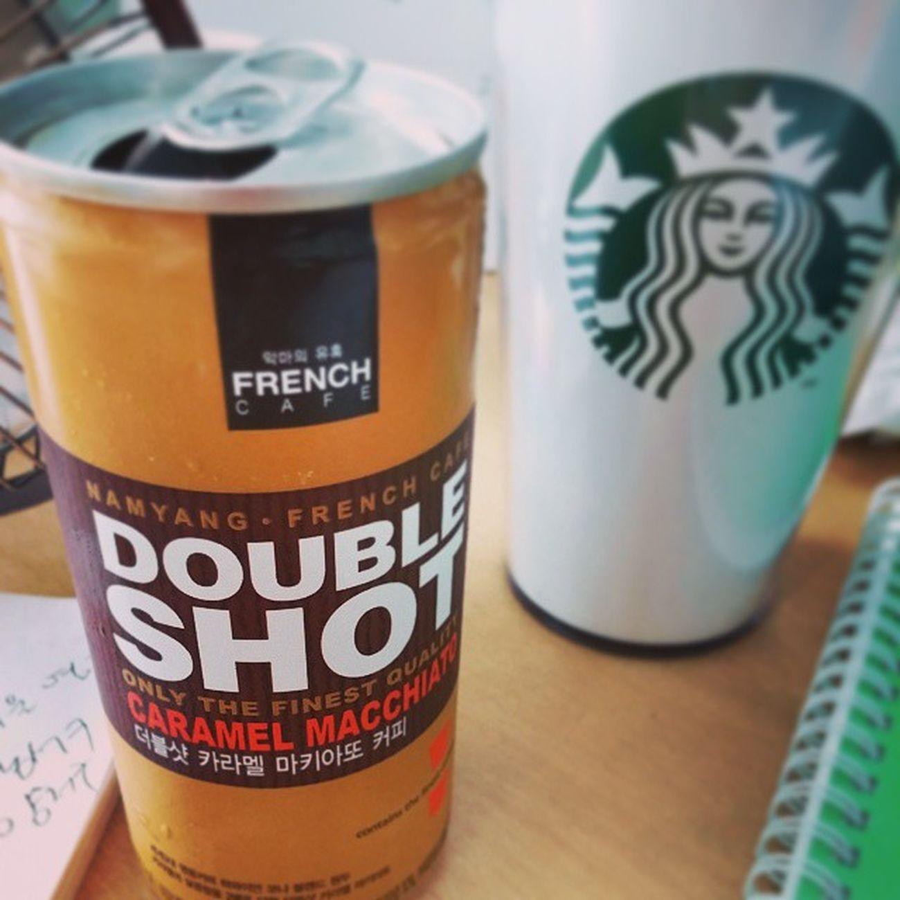 커피 먹스타그램 악마의유혹 카라멜마끼아또
