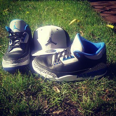 Ohjaaa die neuen Jordans *_* ❤ l4l ✌