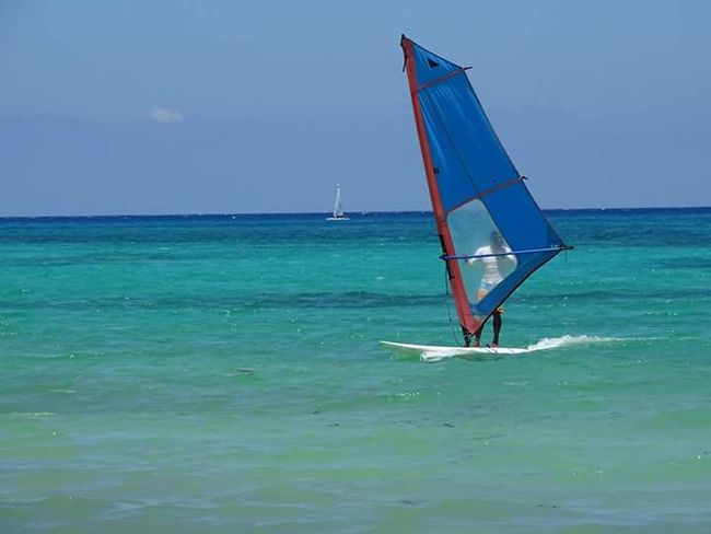 Adventure Club Sailing Beachphotography Playadelcarmen Check This Out The Color Of Sport