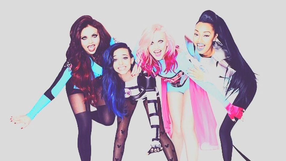 Little Mix  Jesy Nelson Jade Thirlwall Perrie Edwards Leigh-Anne Pinnock