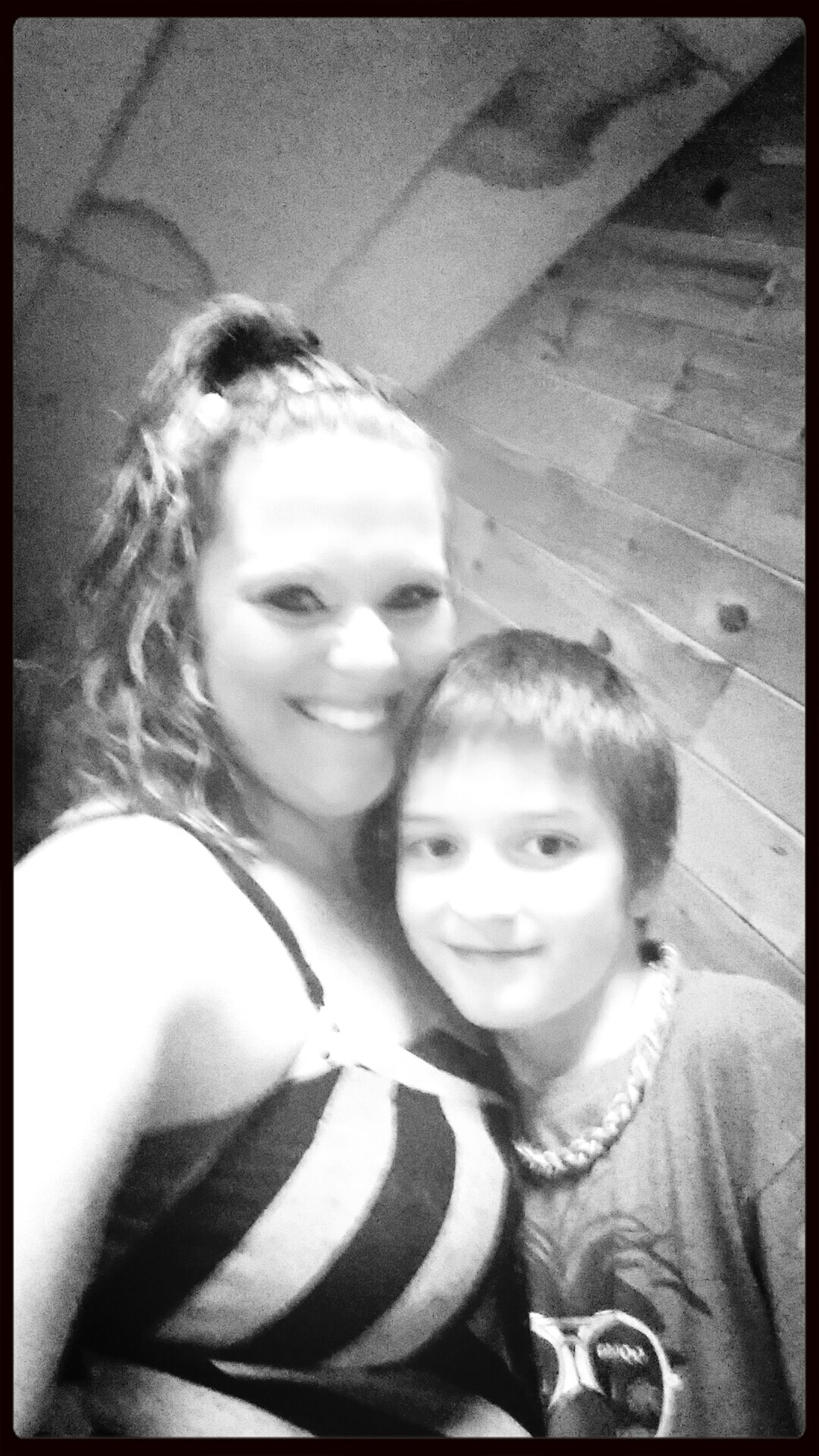 me and my handsome oldest