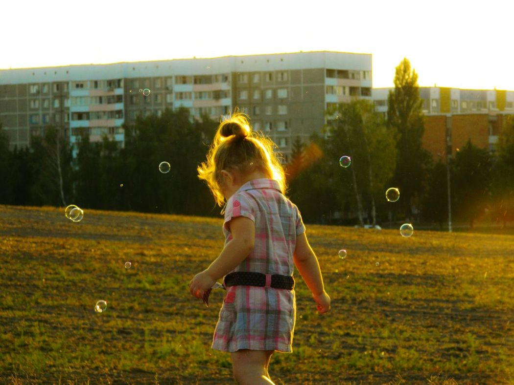 Nice Atmosphere Nice Belarus Mazyr Relaxing Enjoying Life Baby Evening Nice Evening Sunset