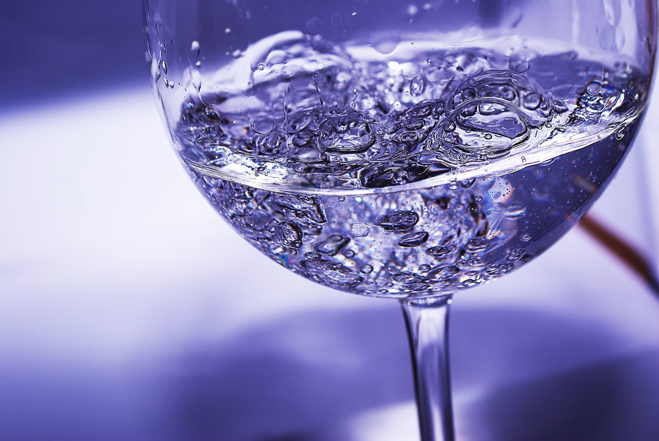 Beautiful stock photos of bubbles, Beauty In Nature, Blue, Bubble, Close-Up