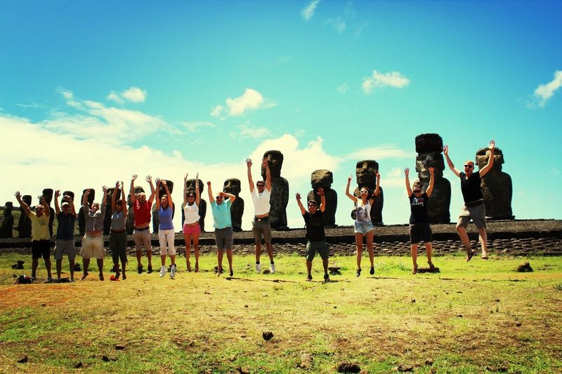 Easter Island on out Around the World trip Feb 13!!!