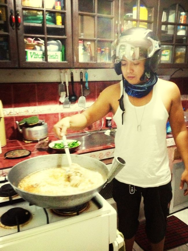 Cooking Like A Boss