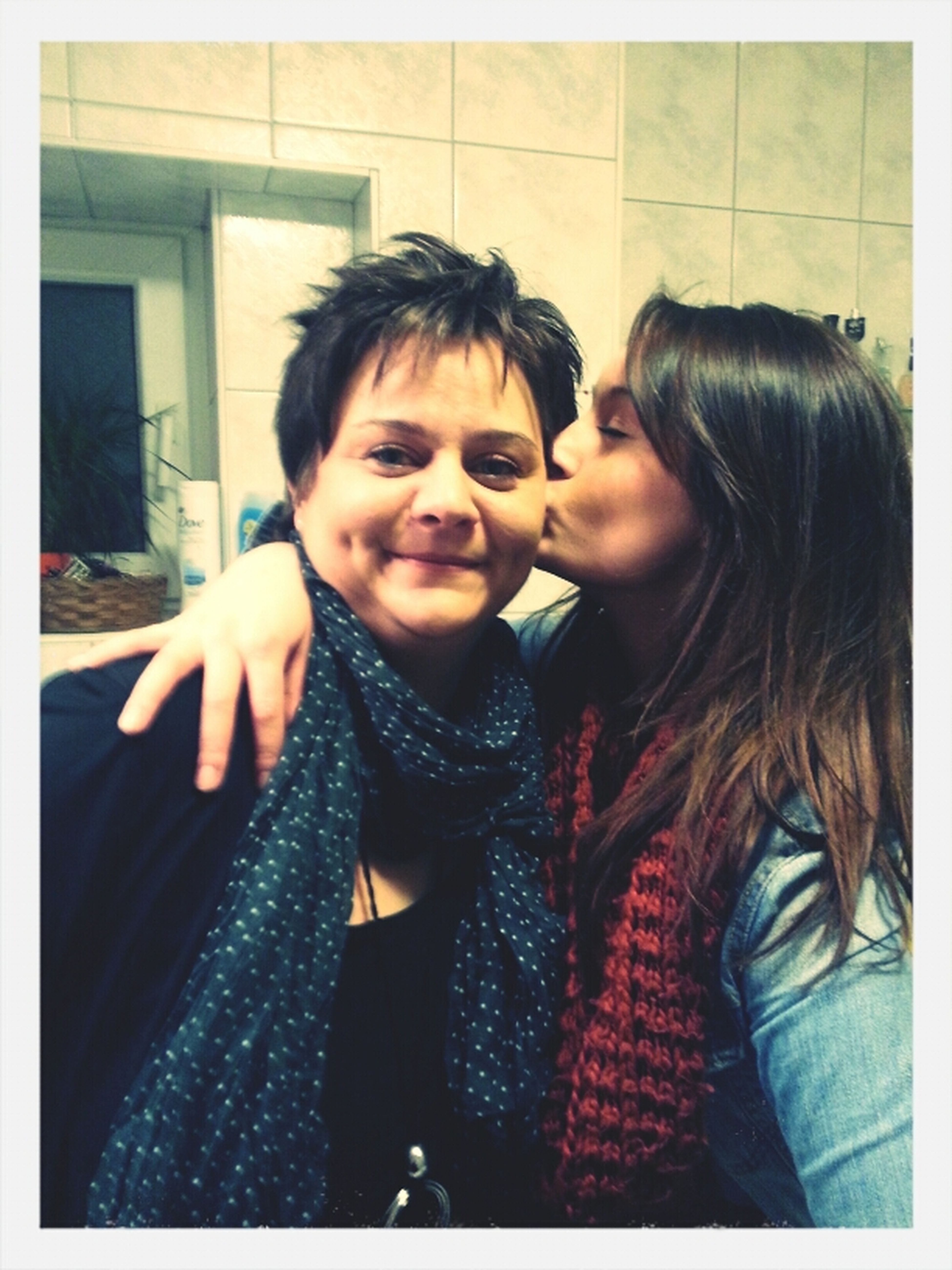 Mit Mama Silvester 2012/ 2013