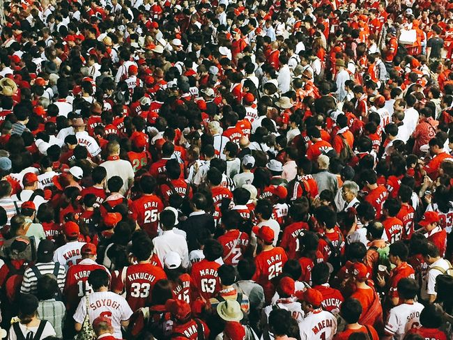The Color Of Sport Baseball Introducing Culture Of Japan Which Must Be Left To The Future…… 未来に残す日本の文化 カープ優勝まじか