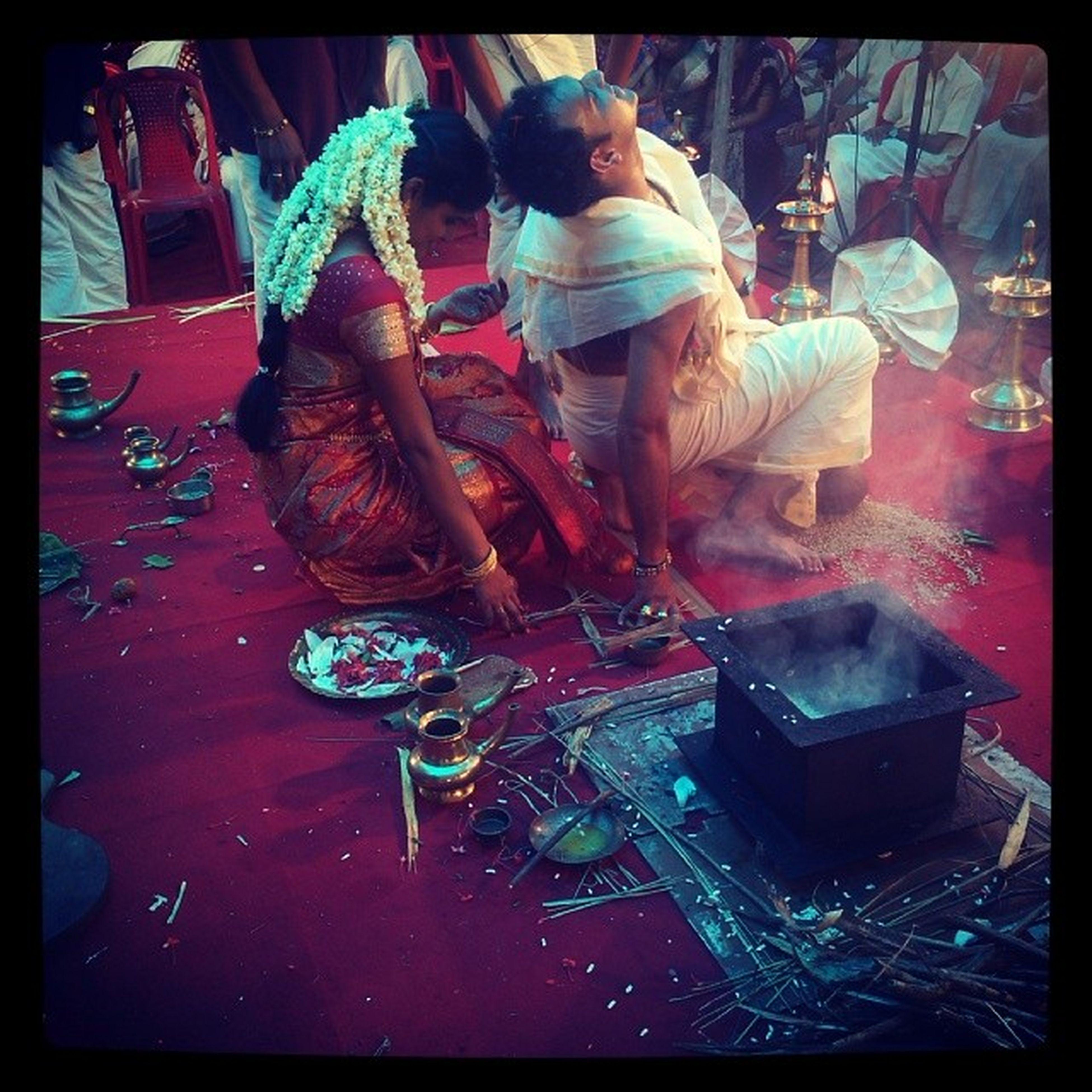 Brahmanyam Wedding_Rituals