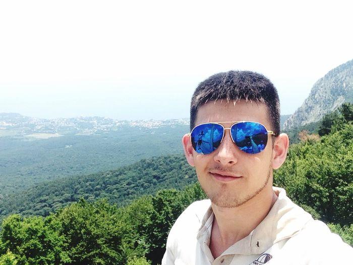 Гора Ай Петри))почти самая верхушка))