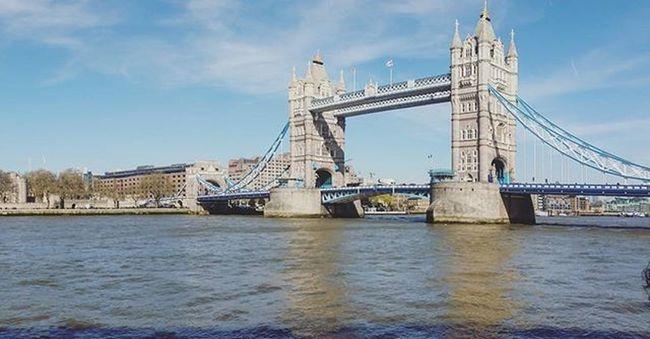 Yes, London❤ Towerbridge Bridge London Sunset Londoncity Cityview Travel Travelgram Traveling Traveltheworld Ig_london Uk Visitlondon Ig_londonphotographers Londoncity Anything_london