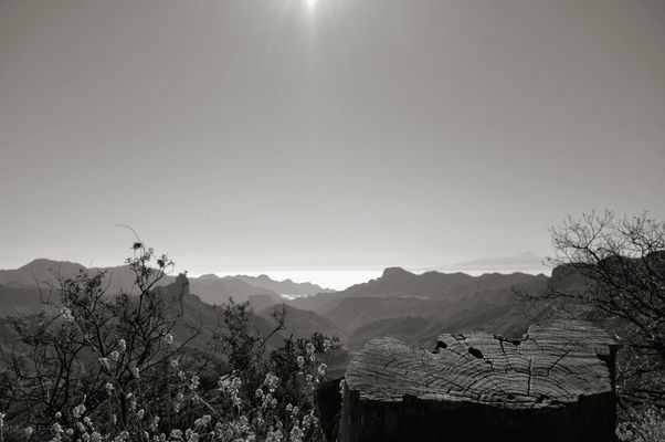 blackandwhite at Gran Canaria by marprol