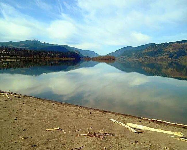 Endless relfections Reflections Hoodriver Calm Beautiful Serene
