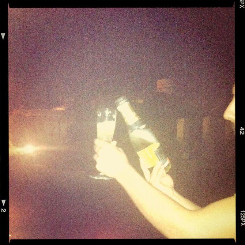 Şampanya!