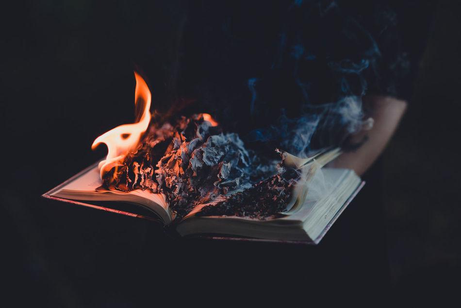 Beautiful stock photos of bücher,  Akron,  Black,  Blue,  Book Burning