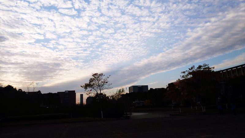 Taking Photos School Cloud - Sky Beautiful ♥