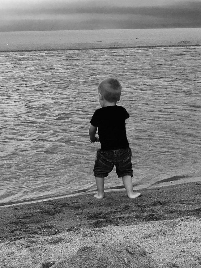 Beach children in hollyday in France First Eyeem Photo Children Beach Hollyday