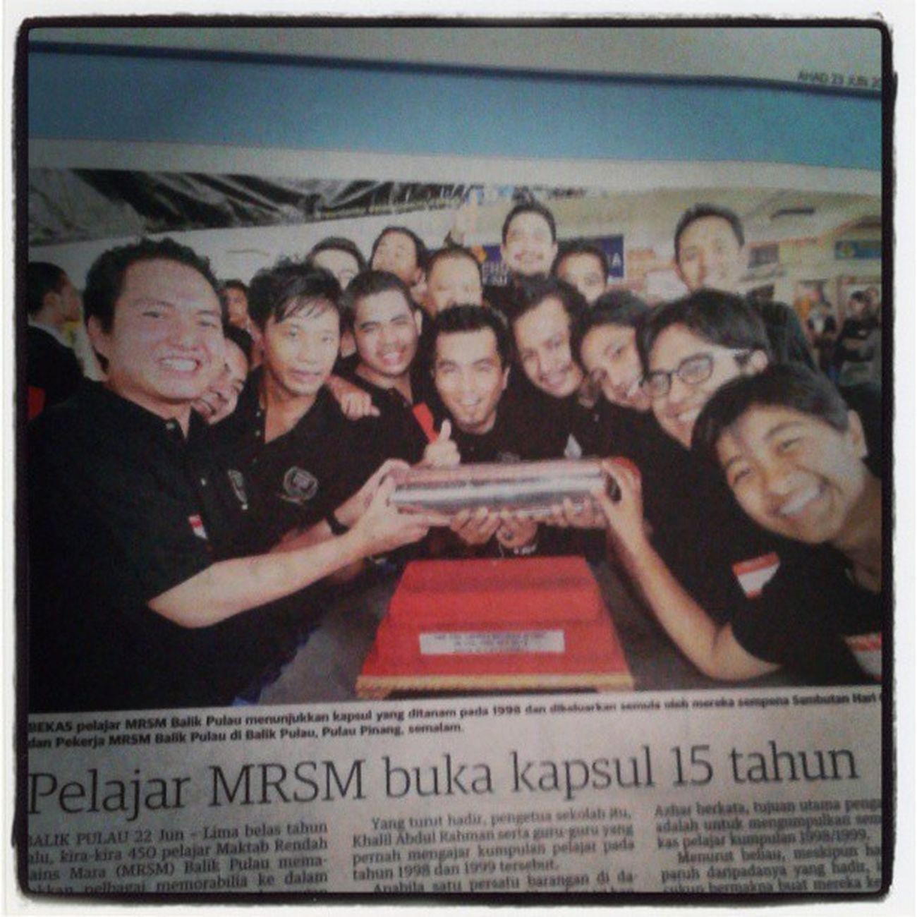 Wondering what happen to our 10 years capsul 27thBatch MrsmTaiping Ansara
