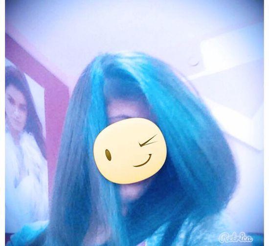 Bu renk bana daha iyi gitti 😁