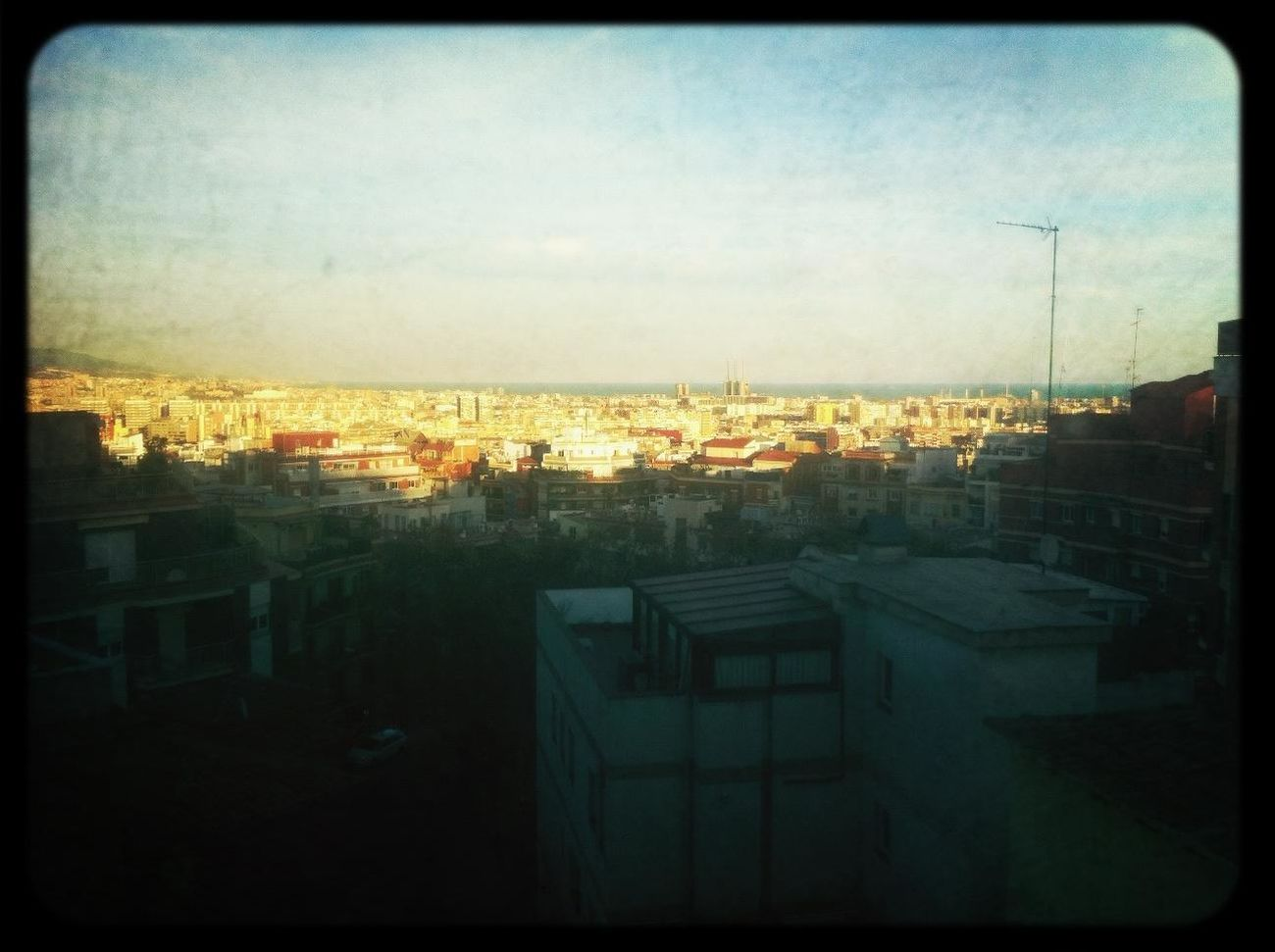 Barcelona From My Kitchen