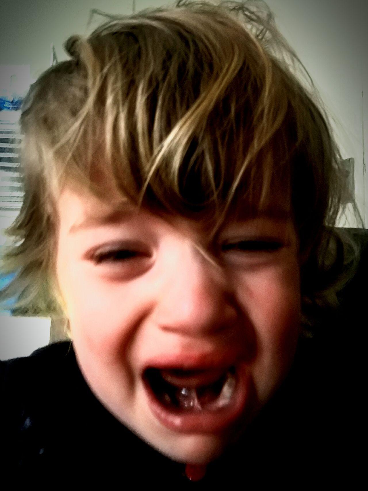 Girl Child Emotions Captured Emotion Crying Crying Child