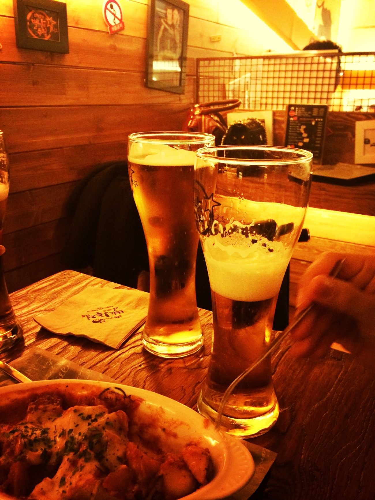 별난주점 cream beer