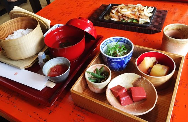 Japanese Food Taneya Oumihachiman Lunch