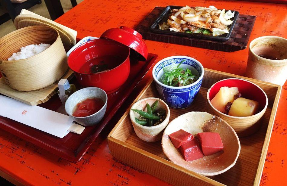 Japanese Food Taneya Oumihachiman Lunch