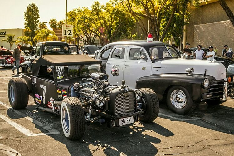 Was a beautiful day with some beautiful cars! Car Los Angeles, California California Canon Streetphotography RatRod