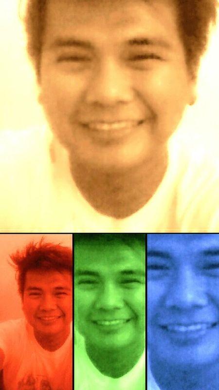 Selfie Self Portrait Collageart