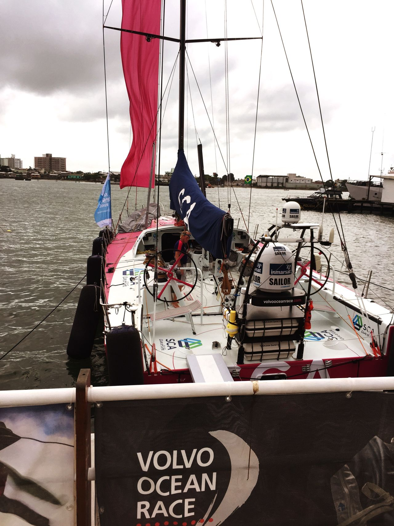 Volvo Ocean Race Team_SCA TeamSCA Itajaí Sailing Race Sports Photography Regata Vor TEAMGAW