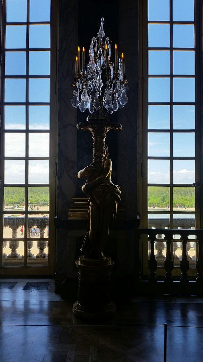 Picture from the windows of Versailles Paris Paris, France  Versailles MadebyMe ☝✌ First Eyeem Photo