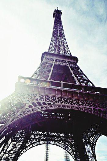 Paris 2013 Summer 2013 Tour Eiffel