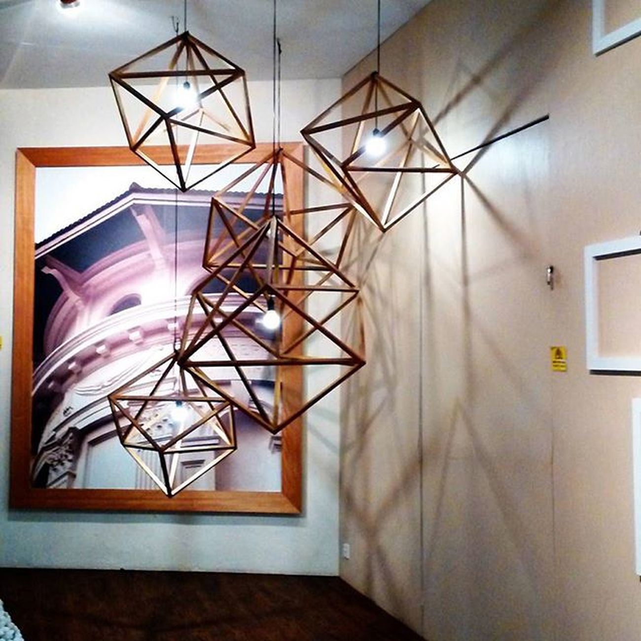Beautiful interior design @GurneyParagon Just a simple snap shot while passing time. Gurneyparagonmall Interiordesign WoodArt