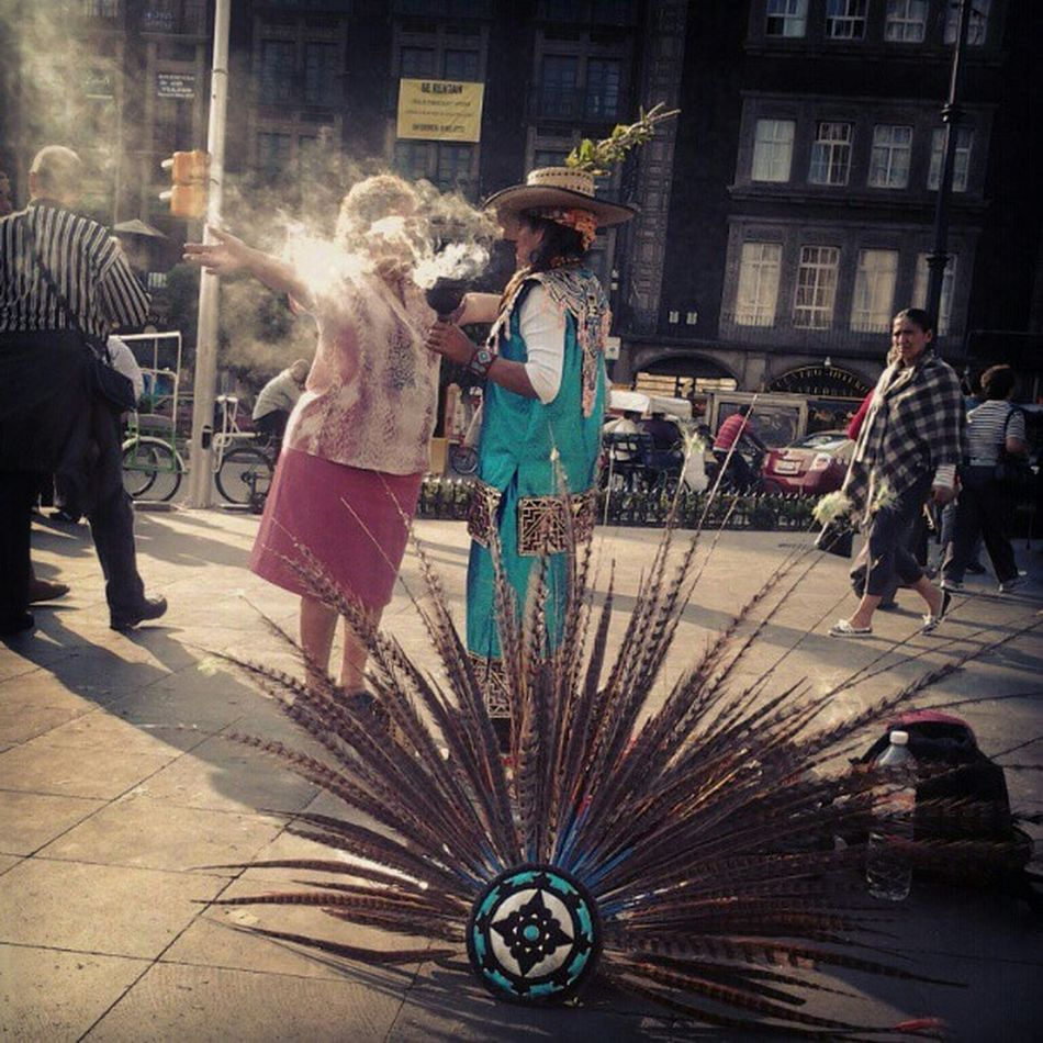 My travel Mexico Df Travel Tradition Curandera Photography Sunset Culture Healer