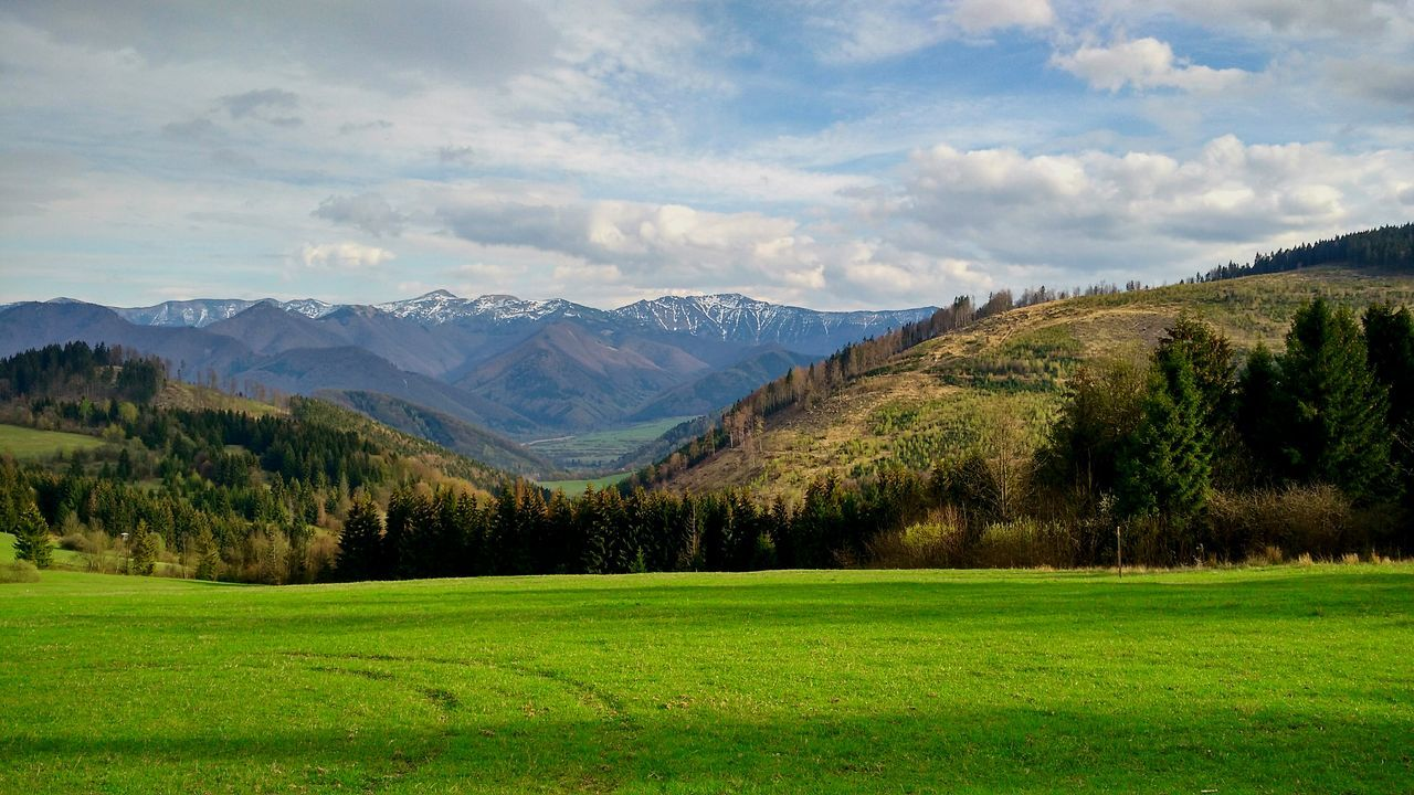 Landscape Panorama View Nature Nature Photography Slovakia First Eyeem Photo