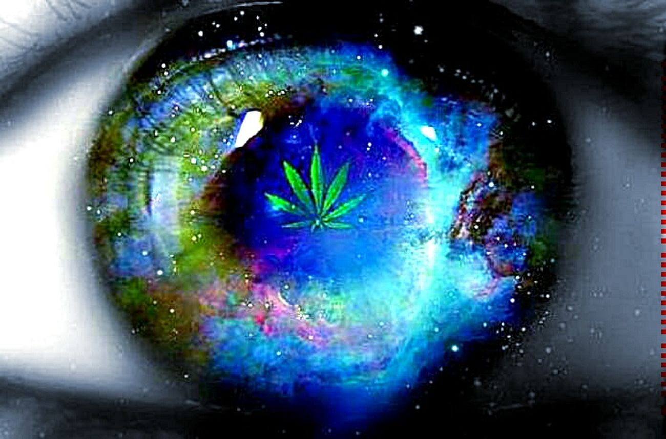 The Eye Of Weed ??