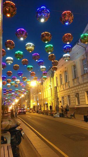 Moscow Illumination Nightphotography Streetphotography Myhtc Night Lights