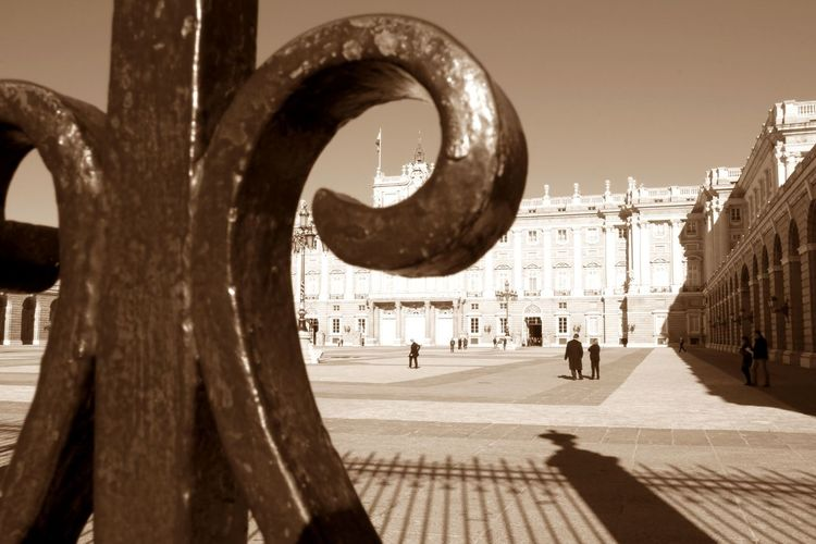 #YBPhotographie #madrid Architecture Building Exterior Built Structure City Day Outdoors