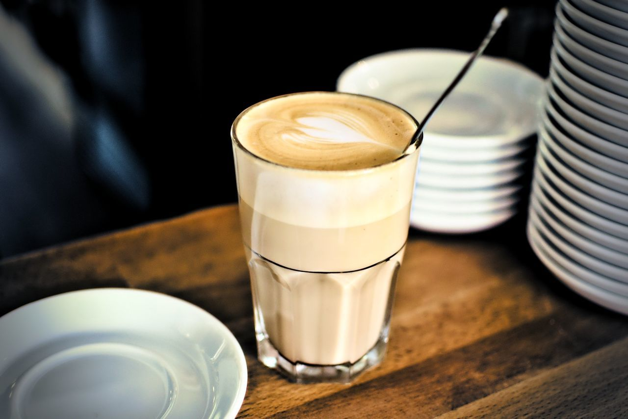 Lattemacchiato Milchkaffee Cafe Latte Kaffeepause Market Reviewers' Top Picks Fresh On Market May 2016 Fresh On Market 2016