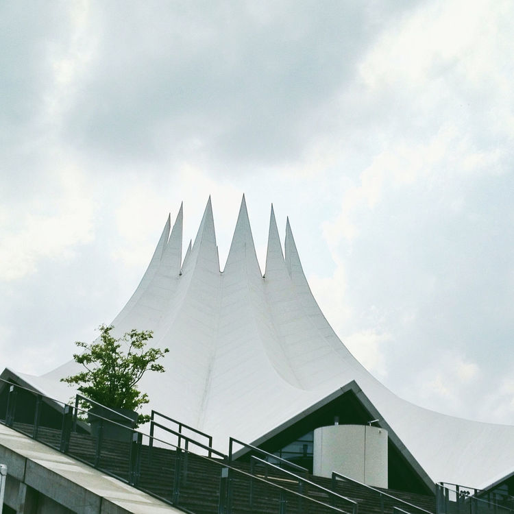Architecture at Tempodrom by bosch