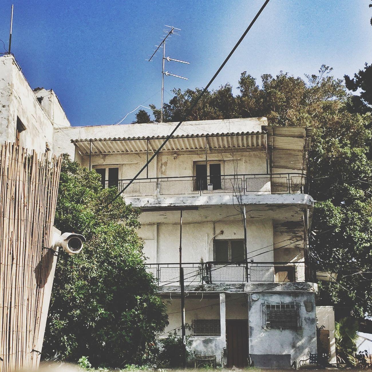 Be secure Security Securitycam Old Buildings Abandoned Herzliya Israel