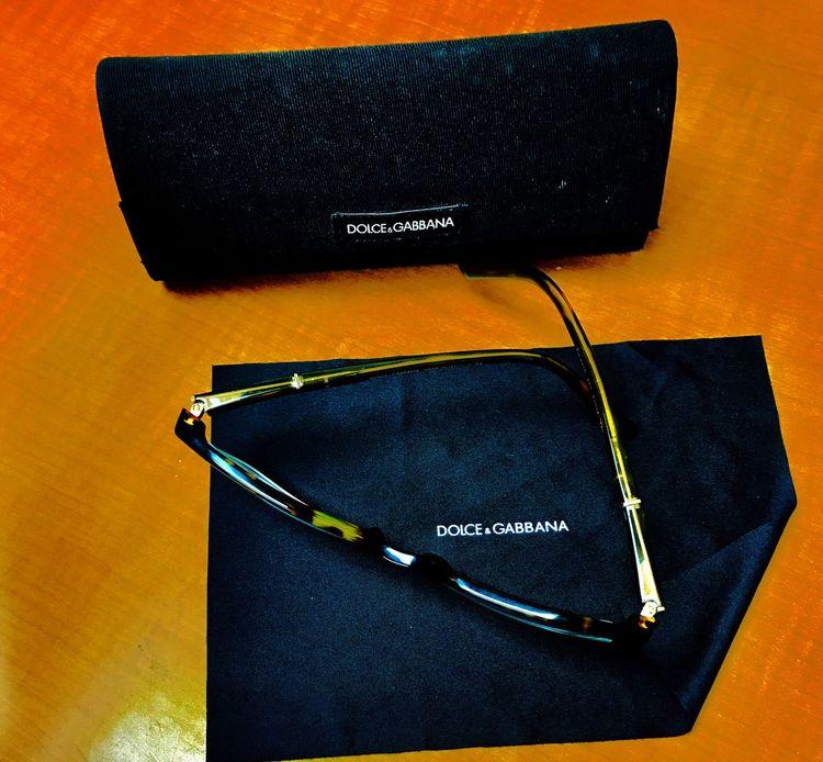 Dolce & Gabbana Cantsee NewGlassesAgain