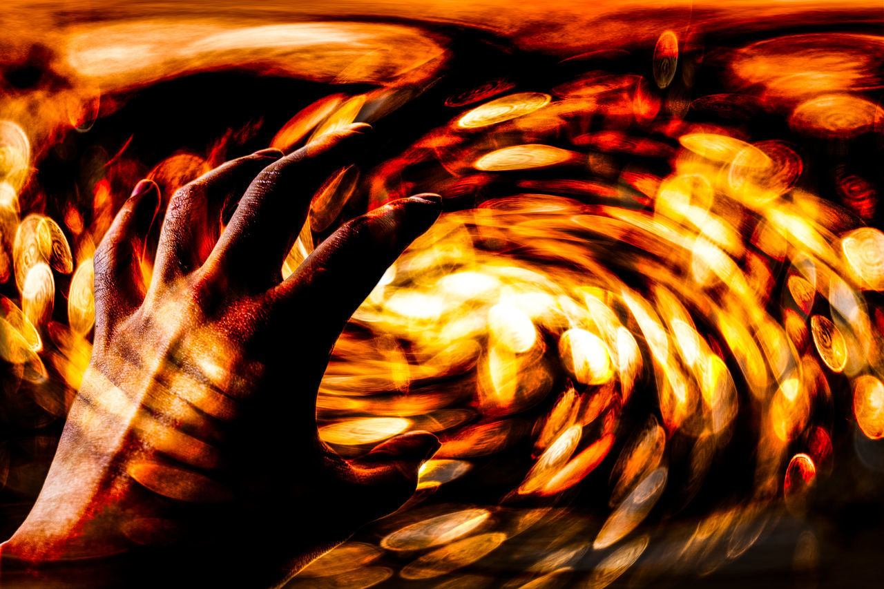 Drastic Edit Multiple Exposures The Magic Mission Hocus Pocus Make Magic Happen Atmospheric Mood Fine Art Bokeh Enjoying Life Getting Inspired Light And Shadow Original Experiences Telling Stories Differently Capture The Moment From My Point Of View Abstract Fine Art Photography Eyeemphoto Dynamic Flame Pivotal Ideas The Innovator Envision The Future Hands At Work Darkness And Light