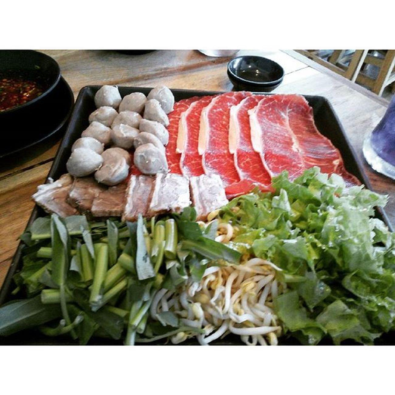 ก๋วยเตี๋ยวหม้อไฟ.... ~~ Reviewkorat Review Food Thailand